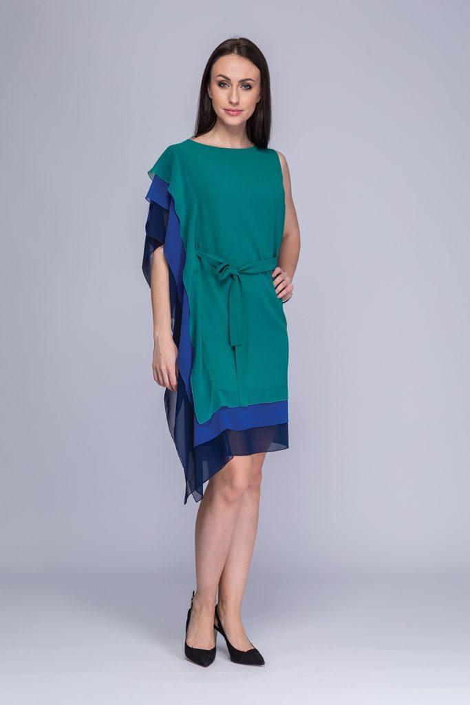 016 suknia Isa morska