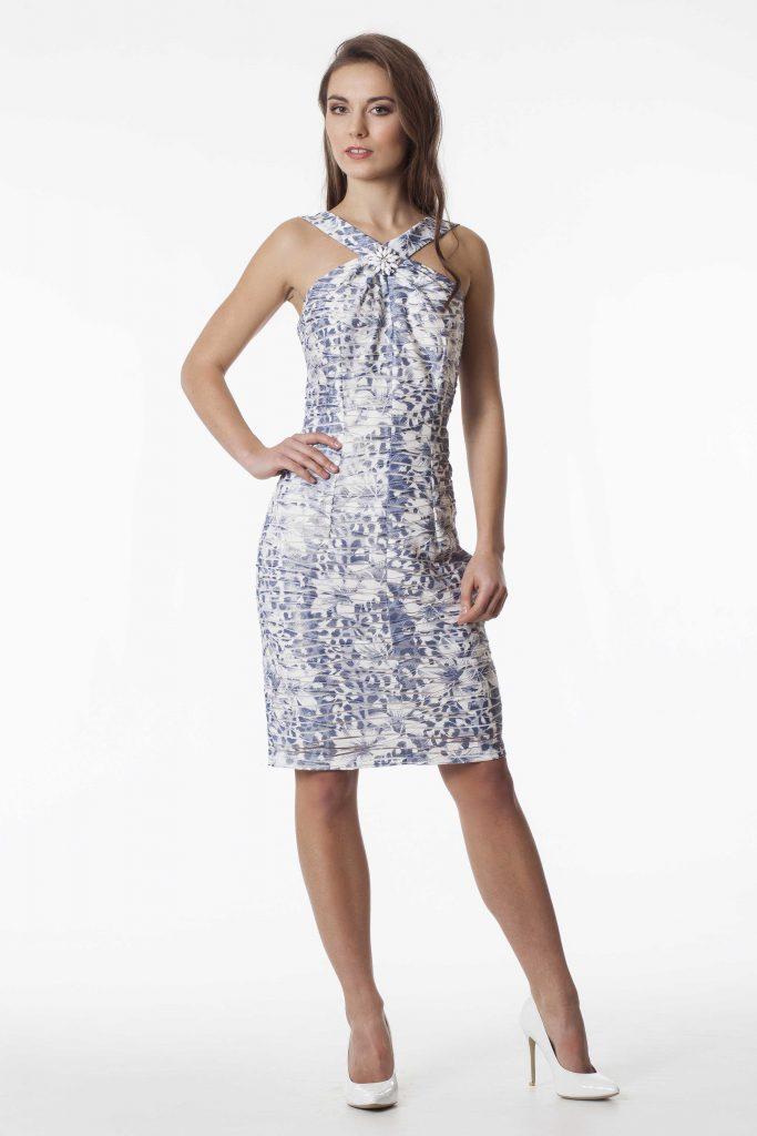 semper_dzianinowa sukienka